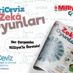 GriCeviz - Milliyet İş Birliğiyle Yepyeni İçerikler Sizlerle!
